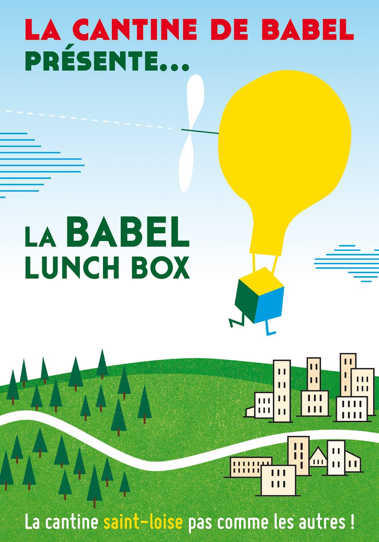 Babel lunch box débarque